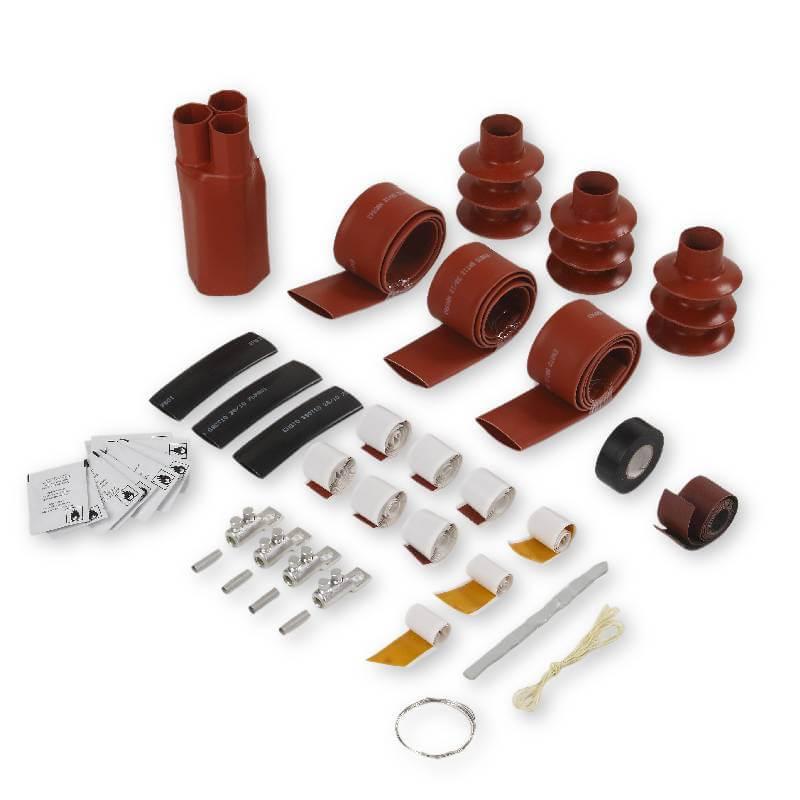 Кабельная продукция Ensto: муфты, адаптеры, соединители и наконечники